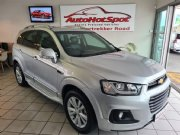 Used Chevrolet Captiva 2.2D LT Western Cape