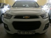 2016 Chevrolet Captiva 2.4 LS For Sale In Johannesburg