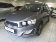 2014 Chevrolet Sonic Hatch 1.4T RS For Sale In Johannesburg CBD
