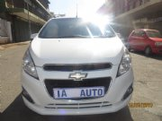 Used Chevrolet Spark 1.2 LS Black & White Edt Gauteng