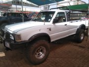1990 Ford Courier 2500D LWB Single Cab For Sale In Joburg East