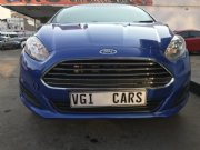 2014 Ford Fiesta 5Dr 1.4 Ambiente For Sale In Johannesburg CBD