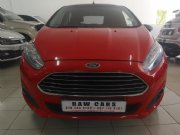 2015 Ford Fiesta 1.4 Ambiente 5Dr For Sale In Johannesburg CBD