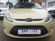 2009 Ford Fiesta 1.6 Ambiente For Sale In Johannesburg CBD