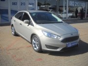 Used Ford Focus 1.0T Trend Sedan Gauteng