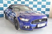 2016 Ford Mustang 5.0 GT Convertible Auto For Sale In Bloemfontein
