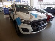 Used Ford Ranger 2.0BiT DC Wildtrak 10 Speed A/T 4x4  Gauteng