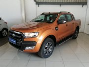 Used Ford Ranger 3.2 TDCi Double Cab 4x4 Wildtrak Auto Gauteng