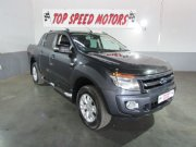 2014 Ford Ranger 3.2 TDCi Double Cab 4x4 Wildtrak Auto For Sale In Vereeniging
