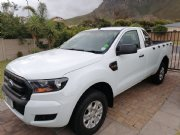 2016 Ford Ranger 2.2 Hi-Rider XL Auto For Sale In Hermanus
