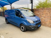 2014 Ford Transit Custom 2.2TDCi LWB VAN Ambiente 74kW For Sale In Pretoria
