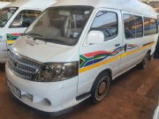 Used Foton View 2.2 Taxi Gauteng