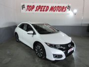 2016 Honda Civic 1.8 Executive Auto For Sale In Vereeniging