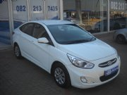 Used Hyundai Accent Sedan 1.6 Fluid Auto Gauteng