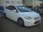 Used Hyundai Accent Hatch 1.6 Fluid Auto Gauteng