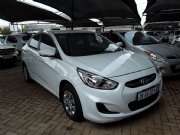 Used Hyundai Accent Sedan 1.6 Fluid Gauteng