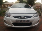 2015 Hyundai Accent 1.6 Fluid For Sale In Johannesburg CBD