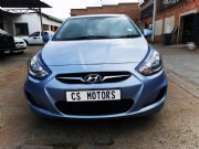 2013 Hyundai Accent 1.6 Fluid For Sale In Joburg East