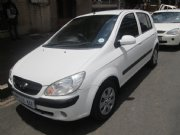 2011 Hyundai Getz 1.6 HS For Sale In Johannesburg CBD