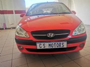 2010 Hyundai Getz 1.4 SR For Sale In Joburg East