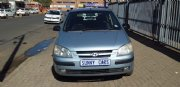 2008 Hyundai Getz 1.6 HS For Sale In Johannesburg CBD