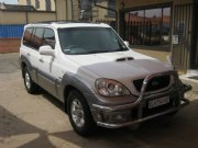 2007 Hyundai Terracan 2.9 CRDi Auto For Sale In Joburg East