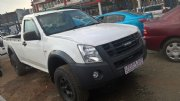Used Isuzu KB250 D-Teq Fleetside Single Cab Gauteng