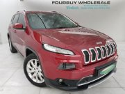 Used Jeep Cherokee 3.2L Limited Gauteng