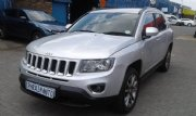 Used Jeep Compass 2.0 LTD Auto Gauteng