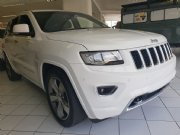 Used Jeep Grand Cherokee 3.0L V6 CRD Overland Western Cape