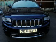 Used Jeep Grand Cherokee 3.0 V6 CRD Overland Gauteng