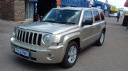 Used Jeep Patriot 2.4 Limited CVT Auto Gauteng