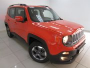 2016 Jeep Renegade 1.6 E-TORQ LONGITUDE For Sale In Joburg East