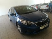 2014 Kia Cerato Sedan 1.6 EX For Sale In Joburg East