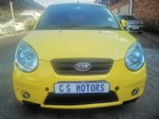 2008 Kia Picanto 1.1 LX For Sale In Joburg East