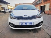 Used Kia Rio 1.4 Sedan  Gauteng
