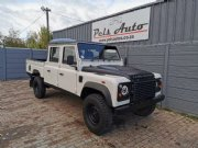 2009 Land Rover Defender Puma 130 Crew Cab HCPU  For Sale In Cape Town