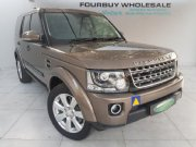 Used Land Rover Discovery 4 SDV6 SE Gauteng