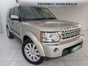 Used Land Rover Discovery 4 5.0 V8 SE Gauteng
