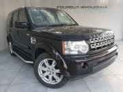 Used Land Rover Discovery 4 3.0 SD/TD V6 SE Gauteng