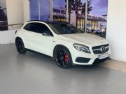 Used Mercedes-Benz A45 AMG 4Matic Western Cape