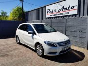 Used Mercedes-Benz B200 BE Auto Western Cape