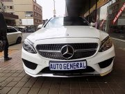 Used Mercedes-Benz C200 Estate AMG Sports Auto Gauteng