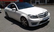 Used Mercedes-Benz C180 Coupe AMG Sports Gauteng