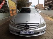 Used Mercedes-Benz C200K BE Avantgarde Auto Gauteng