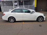 Used Mercedes-Benz C200 AMG Line Auto Gauteng
