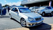 Used Mercedes-Benz C32 AMG Western Cape