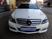 Used Mercedes-Benz C250CDI Coupe Gauteng