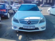 Used Mercedes-Benz C180 Avantgarde AMG Sports Gauteng