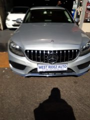 Used Mercedes-Benz C180 Auto Gauteng